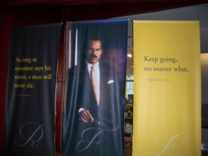 Reginald F. Lewis Museum of Maryland African American History and Culture, Baltimore Maryland (2010)